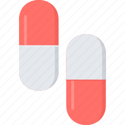 capsule, drugs, healthcare, medical, medicine, pharmacy, pills icon