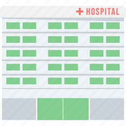 building, care, clinic, emergency, hospital, hospital building, medical icon