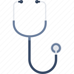 doctor, doctor stethoscope, healthcare, medical, medical instrument, stethoscope icon