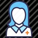 doctor, healthcare, hospital, medical personnel, pediatrician icon