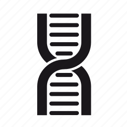 dna, genoma, laboratory, medical, research icon