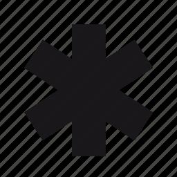 ambulance, cross, medical, medical sign icon