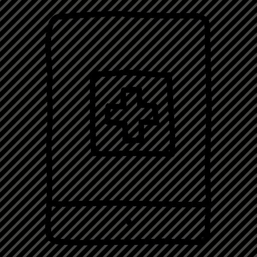 health, hospital, ipad, medical, online medical, physician, sketch icon