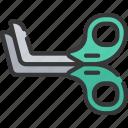 equipment, health care, hospital, medical, scissors