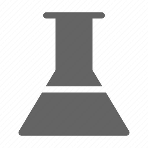 experiment, flask, research, science icon