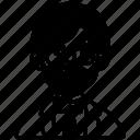 avatar, doctor, glasses, male, man, medical, professional