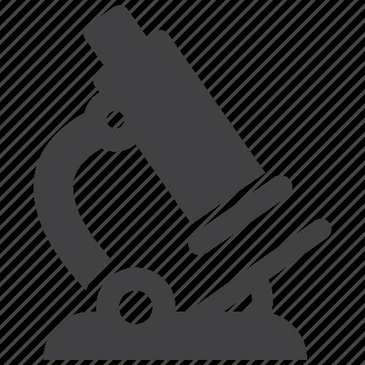 lab, microscope, research icon