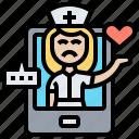 chatbot, consultant, contact, medicine, service
