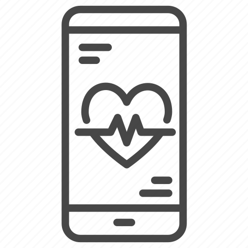 app, health, healthcare, innovation, medical, mobile, technology icon