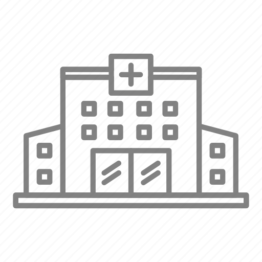 doctor, health, health care, hospital, hospital building, medical, physician icon