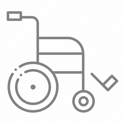 Handicapped, health, hospital, injury, medical, physician, weelchair icon - Download on Iconfinder
