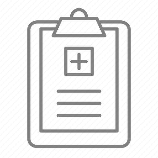 doctor, health, hospital, medical, medical forms, medical records, physician icon