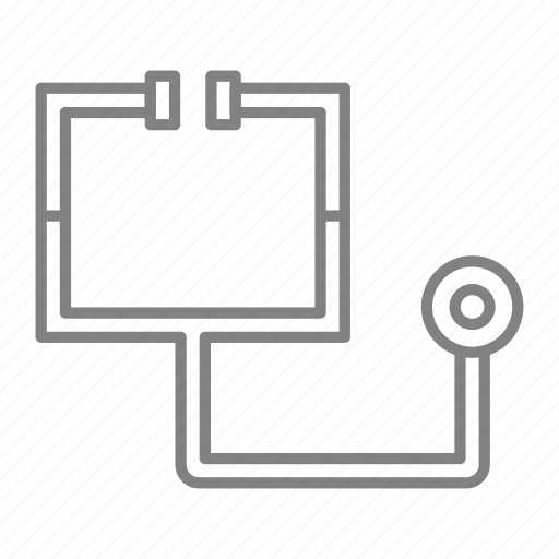 doctor, doctor's appointment, health, hospital, medical, physician, stethoscope icon