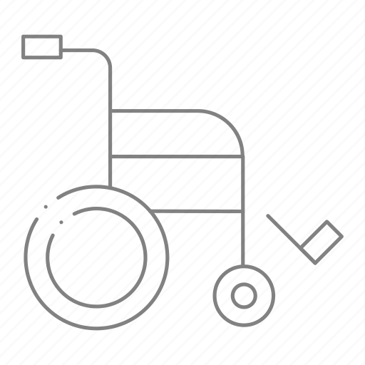 Doctor, health, hospital, medical, physician, rehab, wheelchair icon - Download on Iconfinder