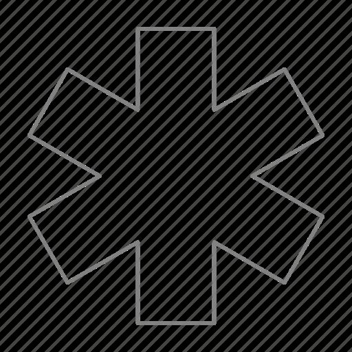 ambulance, doctor, emergency, health, hospital, medical, physician icon