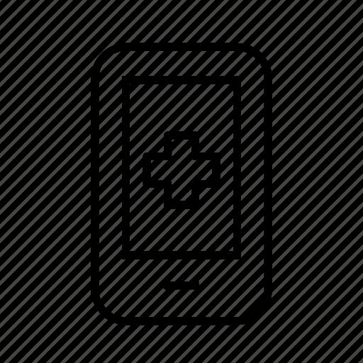 app, application, health care, medical, medical app icon