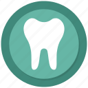 dental, dentist, medical, teeth icon