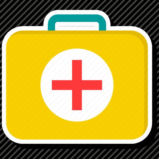 bag, goods, health, medical icon