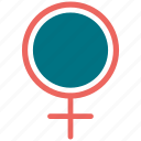 female, sign, woman icon