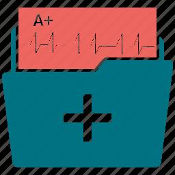 documentation, folder, main icon