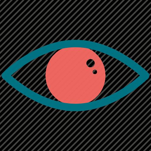 eye, look icon