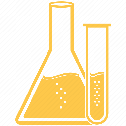 Chemistry, experiment, flask, lab, laboratory, science, tube icon - Download on Iconfinder