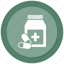 drug, medicine, prescribe, prescription icon
