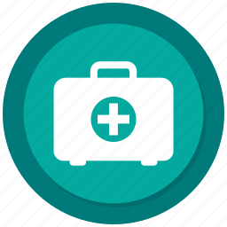 bag, baggage, luggage, medical, suitcase icon
