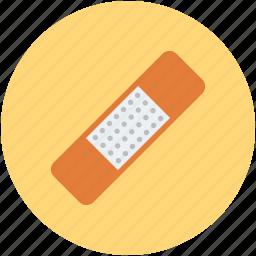aid, bandage, bandaid, plaster icon