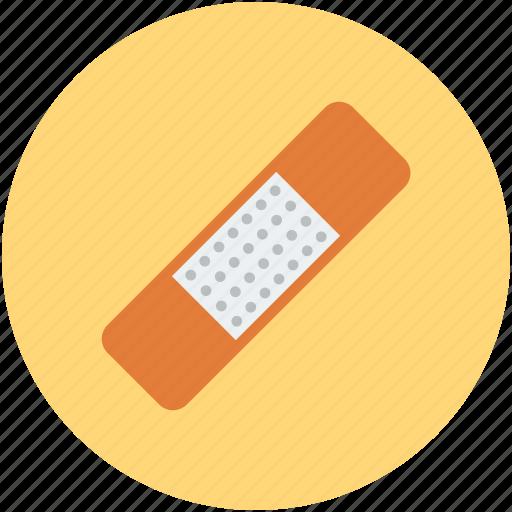 Aid, bandage, bandaid, plaster icon - Download on Iconfinder
