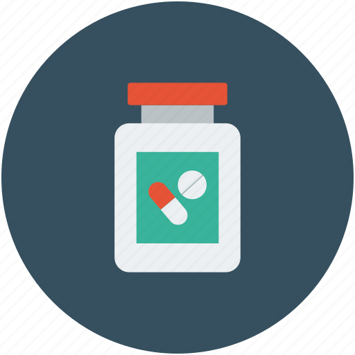 drugs, medicines, pills, prescriptions icon