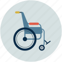 disable, disabled, handicap, wheelchair icon