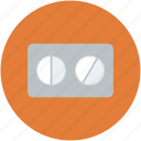 medications, medicine, pills, tablets icon