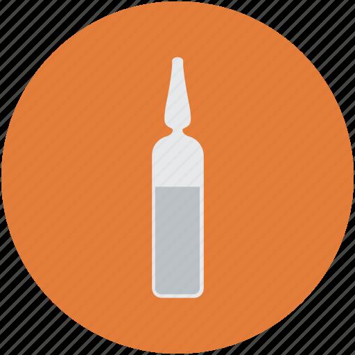 eye drops, eye drops vial, lubricant eye drops, transparent tube icon