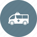 ambulance, deliver, emergency, health care, hospital, medical, vehicle