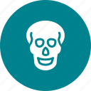 brain, examination, head, medical, skeleton, skull, x ray icon