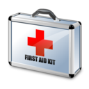 aid, first, kit icon