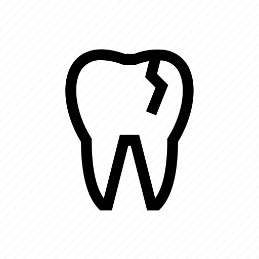 Caries, dental, dentist, healthcare, medicine, stomatology, tooth icon - Download on Iconfinder