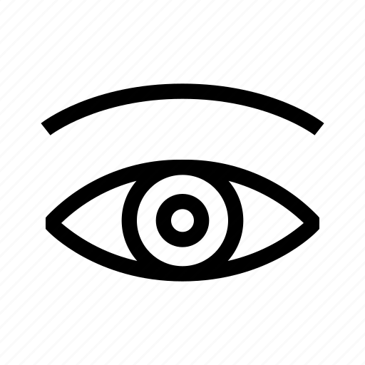 Clinic, eye, eyecare, healthcare, medicine, ophthalmology, vision icon - Download on Iconfinder