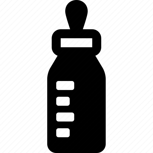 baby, bottle, child, feed, infant, milk, protein icon