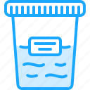 analyzes, container, liquid, medical, medicine, pharmacy, urine icon
