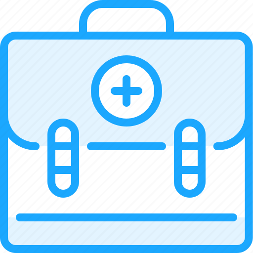 aid, bag, case, kit, medical, medicine, pharmacy icon