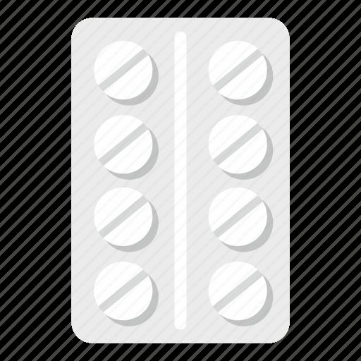 drug, medical, medicine, pack, pharmacy, pills, tablet icon