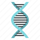 biology, dna, genetic, medical, medicine, molecule, science icon