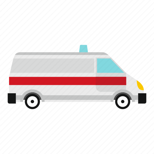 ambulance, car, health, hospital, medical, medicine, transportation icon