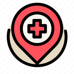 cross, health, hospital, medical, medicine, placeholder, signs icon