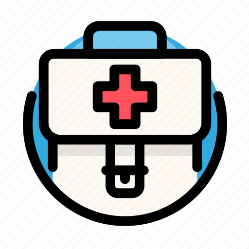 cross, health, kit, medical, medical kit, medicine icon