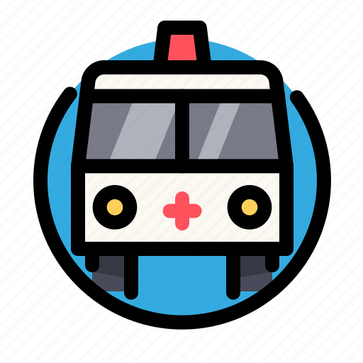 ambulance, cross, health, medical, medicine icon