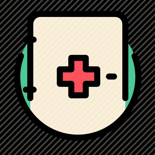 Cross, emergency, emergency kit, health, medical, medical kit, medicine icon - Download on Iconfinder