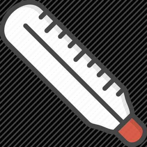 Filled, medical, medicine, outline, service, termometer icon - Download on Iconfinder